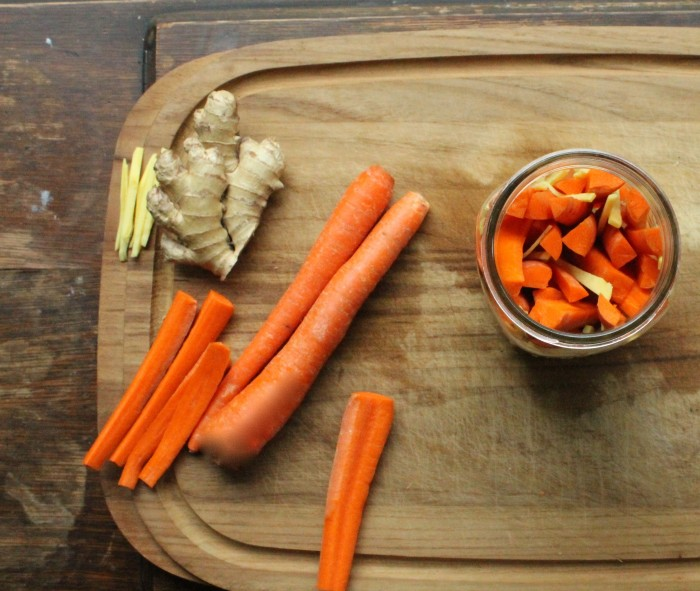 Chopping-Ginger-and-Carrots-700x591