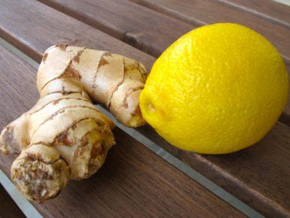 Имбирь лимон и чеснок для очищения сосудов