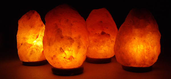 ... Salt Lamps Natural Shapes 20