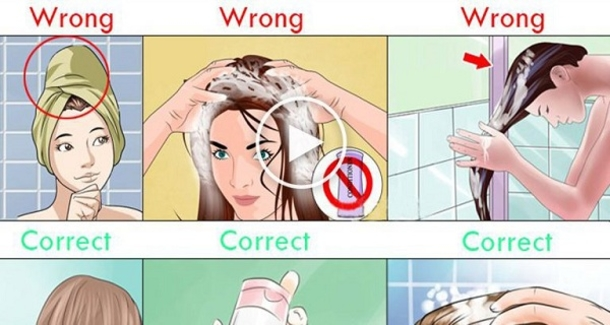 I Ve Been Washing My Hair Wrong My Entire Life And This
