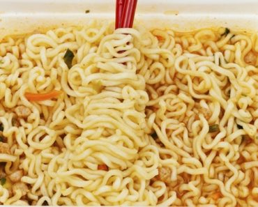 The Noodles that Cause Chronic Inflammation, Weight Gain, Alzheimer's and Parkinson's Disease