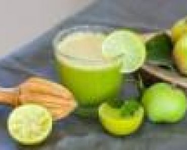 Apple Mint Juice