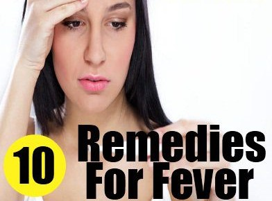 11 home remedies for fever