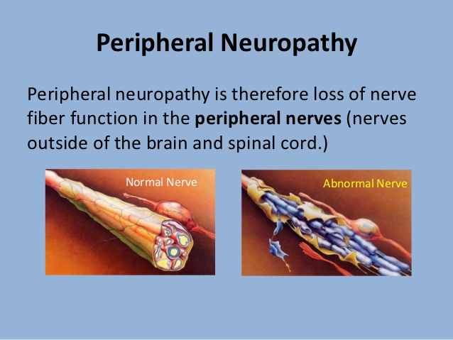 Combat peripheral neuropathy with cherries