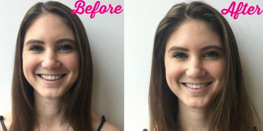 Increase hair volume with cheeries