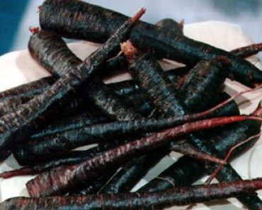 Black Carrots health benefits