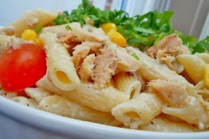 Recipes using canned salmon and pasta